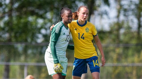 Fotboll, Dam, F16 Fyrnationsturnering, …sterrike - Sverige